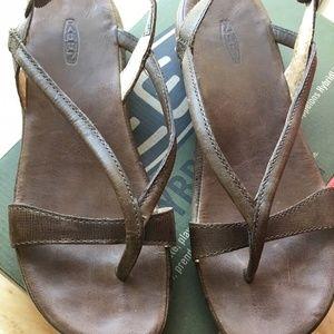 Keen Emerald City Sandals, size 8.5